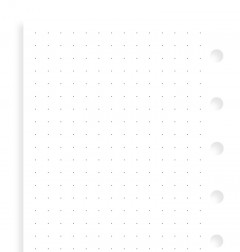 Dotted Journal Refill