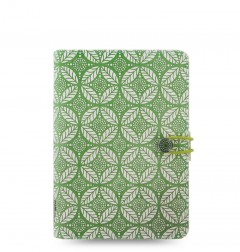 Impressions Personal Organiser Green/White 2021