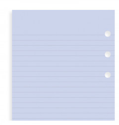 Lavender Ruled Notepaper Refill