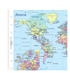 World Map Refill Personal