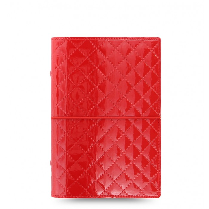 Domino Luxe Personal Organiser Red 2020
