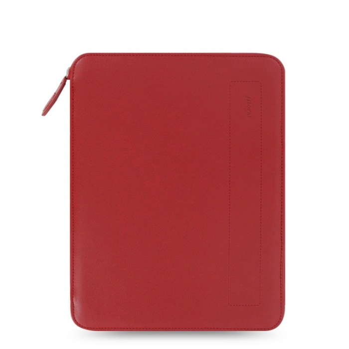 Pennybridge Zip iPad 2/3/4 Tablet Case Red