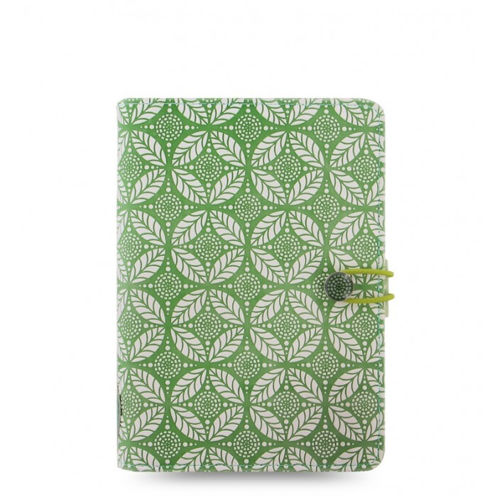 Impressions Personal Organiser Green/White 2020